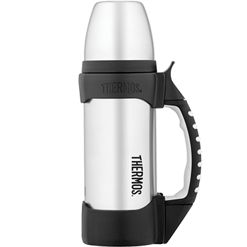 Vacuum Insulated 1.0 L Stainless Steel Beverage Bottle