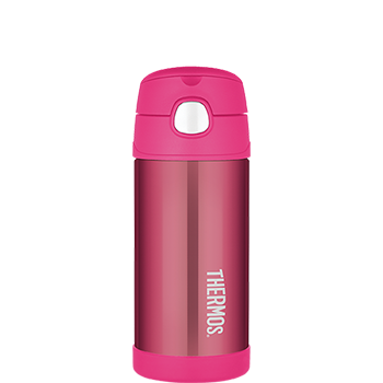 355 mL FUNtainer® Bottle in Pink
