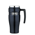 Stainless King™ Vacuum Insulated Travel Mug in Midnight Blue