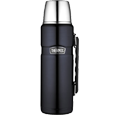 Stainless King™ 1.2 L Vacuum Insulated Beverage Bottle in Midnight Blue