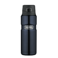 Stainless King™ Direct Drink Bottle in Midnight Blue