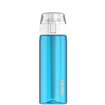 Connected Hydration Bottle with Smart Lid - Teal