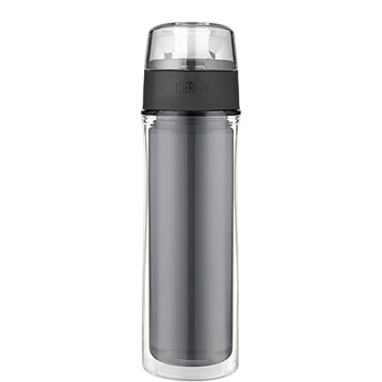 Smoke Double Wall Tritan Hydration Bottle