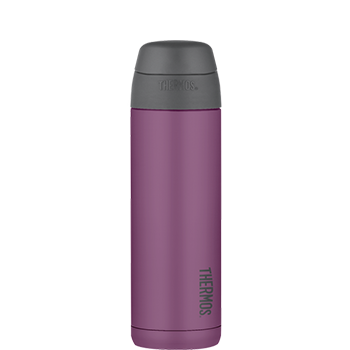 Vacuum Insulated 530 mL Matte Purple Hydration Bottle