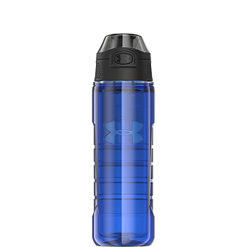 Under Armour® 18oz Hard Plastic Double Wall Hydration Bottle in Blue
