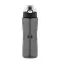 Under Armour® Charcoal Draft Hydration Bottle with Flip Lid