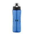Under Armour® Royal Blue Draft Hydration Bottle with Flip Lid
