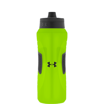 Under Armour® Hyper Green Squeeze Bottle