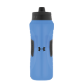 Under Armour® Undeniable Blue Squeeze Bottle