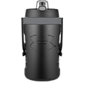 Under Armour® Black Hydration Bottle with Push Button Lid